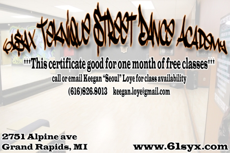 1 Month Free class Certificate