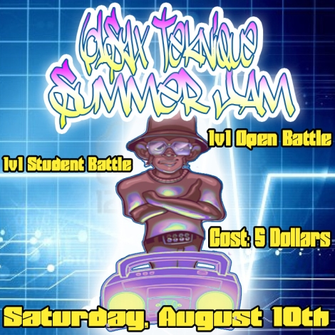 Summer Jam Net Flyer