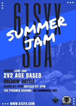 61Syx 2018 Summer JAm