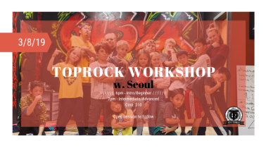TOPROCK WORKSHOP